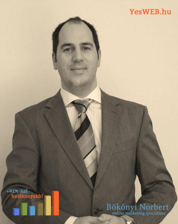 Bökönyi Norbert - Online marketing specialista